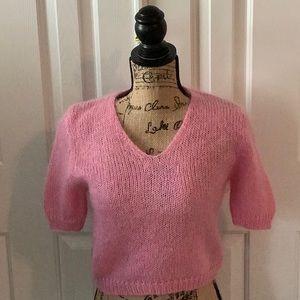 Super Cute Cropped Sweater